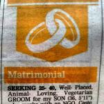 Harrish Advert