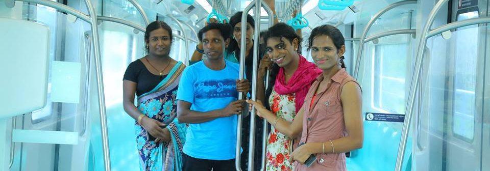 Thanks Kochi Metro!